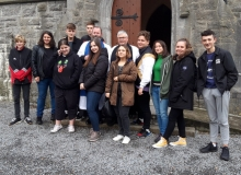 After-Church-in-Lissadell-scaled