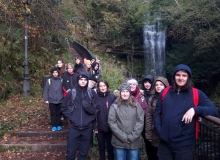Visiting-Glencar-Waterfall-in-Sliso-scaled
